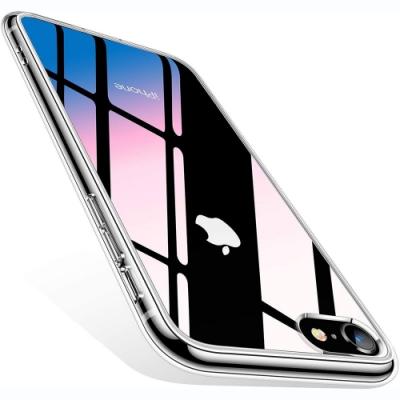 透明殼專家 iPhone SE 2020 鏡頭保護 抗刮加強版全包硬殼