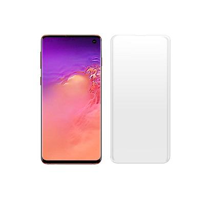 LUCCIDA Samsung Galaxy S10 9H防爆玻璃貼【3D滿版】