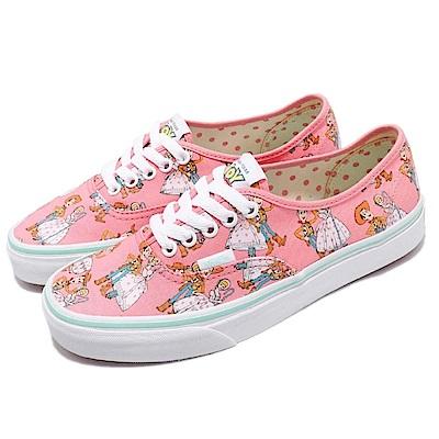 Vans休閒鞋Authentic聯名款女鞋