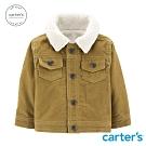 Carter's台灣總代理 帥氣燈芯絨長袖外套