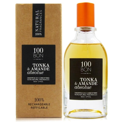 100BON CONCENTRE TONKA EDP 東加豆&杏仁香精 50ml