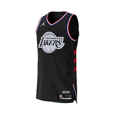 NIKE AUTH球員版球衣 明星賽版 湖人隊 LeBron James