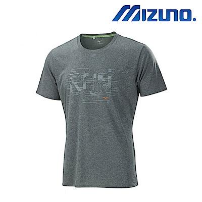 MIZUNO 美津濃 路跑短袖T恤 J2TA800305