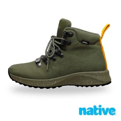 native APEX 2.0 登峰男/女靴-橄欖綠x噴墨