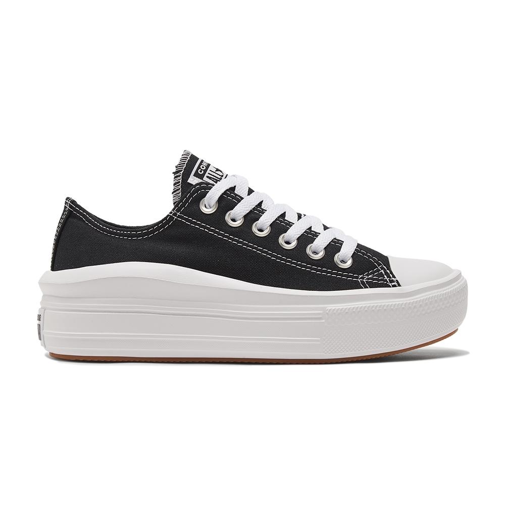CONVERSE CTAS MOVE OX 低筒 厚底 百搭 輕量 女 休閒鞋 黑色-570256C