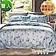 Tonia Nicole東妮寢飾 塞納微風環保印染100%精梳棉兩用被床包組(雙人) product thumbnail 1