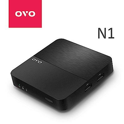 OVO 全4K電視盒 N1 加 Wacom 入門繪圖板 組合包
