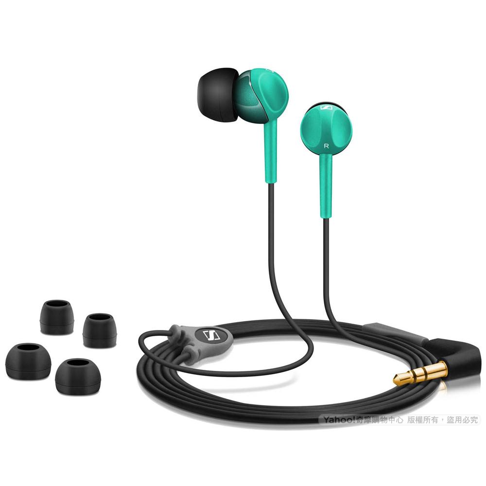 SENNHEISER CX 215 耳道式耳機