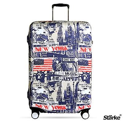 Starke 26-29吋高彈性行李箱套 -時尚紐約