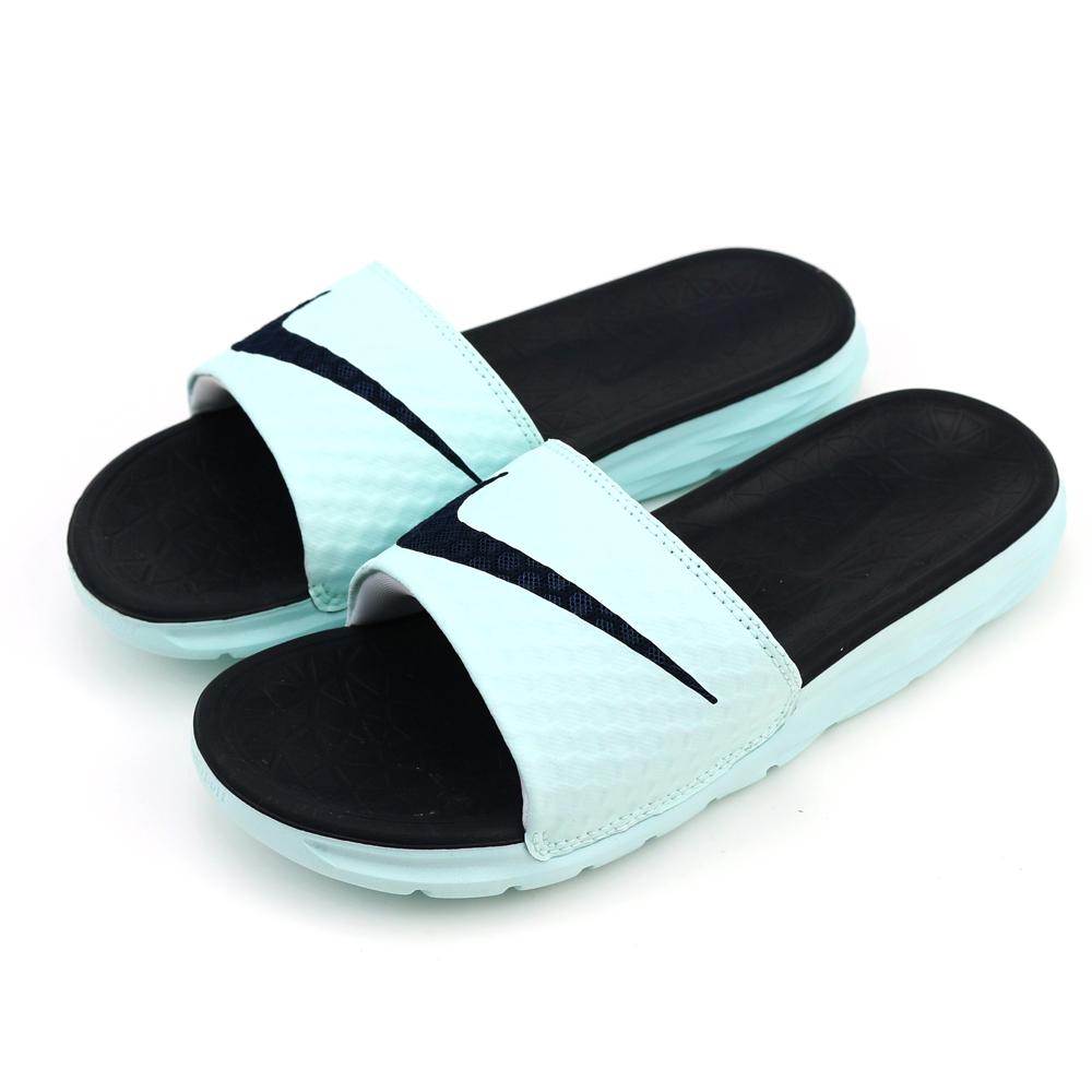 NIKE BENASSI SOLARSOFT 男女涼拖鞋 705475303 綠 @ Y!購物