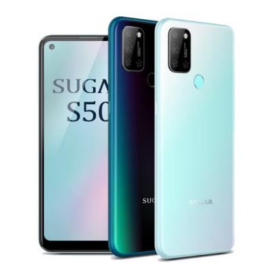 SUGAR S50 (4G/128G) 6.55吋超大螢幕AI四鏡智慧型手機