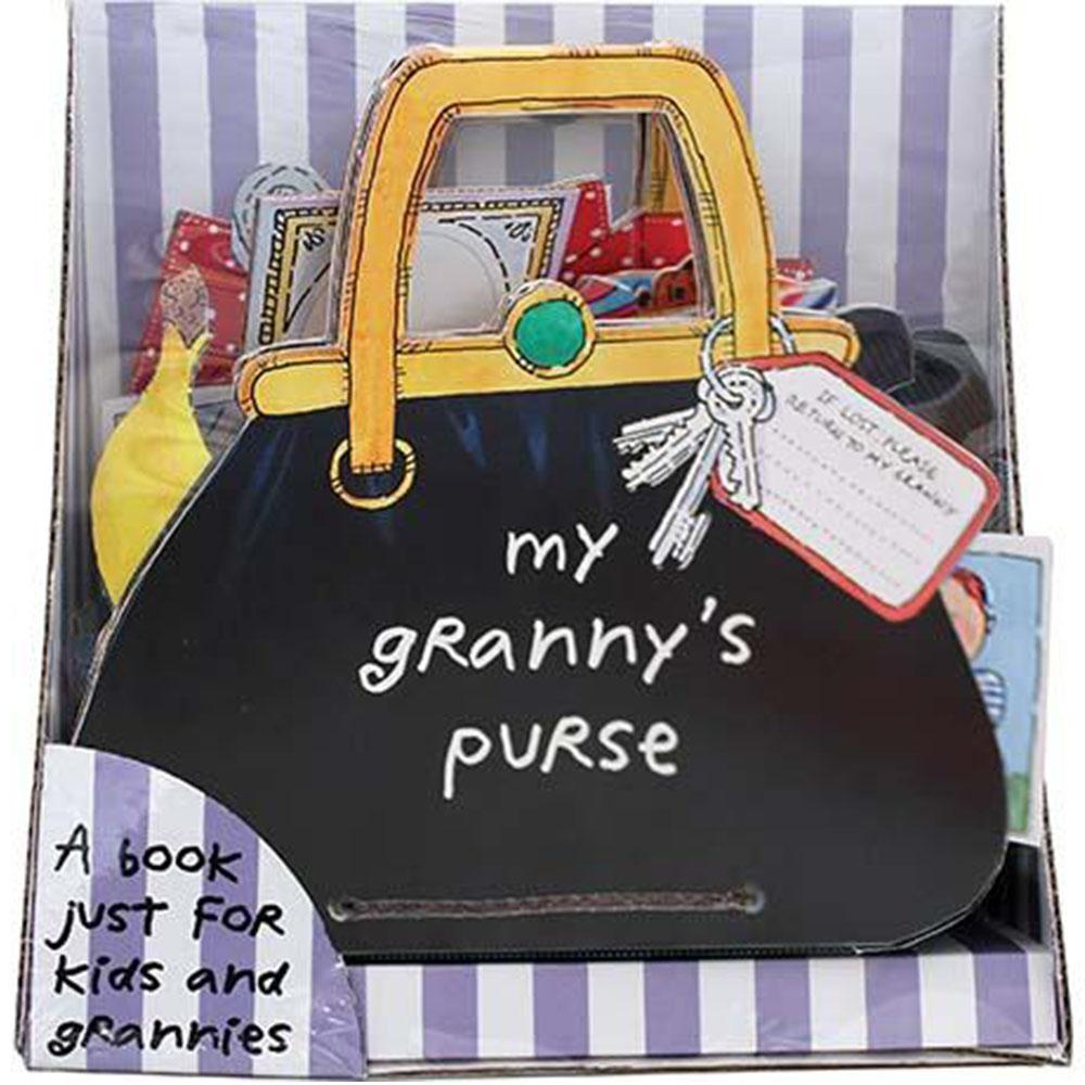 My Granny's Purse 阿嬤的錢包 立體操作書