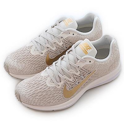 Nike 耐吉 ZOOM WINFLO-慢跑鞋-女