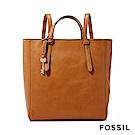 FOSSIL CAMILLA 駝色多變風格小型背包