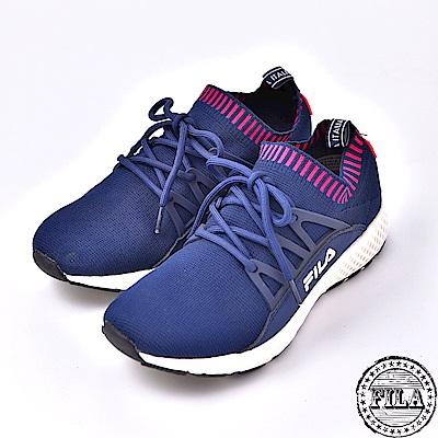 FILA 女款 輕量襪套式 休 慢跑鞋 5 J307R 321