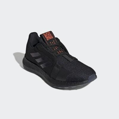 adidas SENSEBOOST GO 跑鞋 女 EF0708