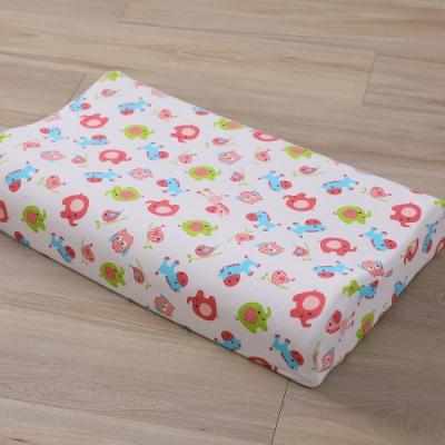 LAMINA 兒童工學型天然乳膠枕-動物森林
