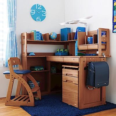 KOIZUMI-WD兒童成長書桌組WDS-873