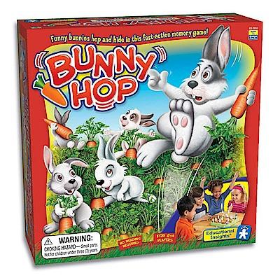 美國Educational Insights親子互動桌遊 - 彈跳兔兔