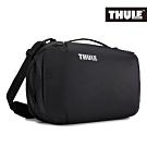 THULE-Subterra Carry 40L肩背兩用旅行包TSD-340-黑