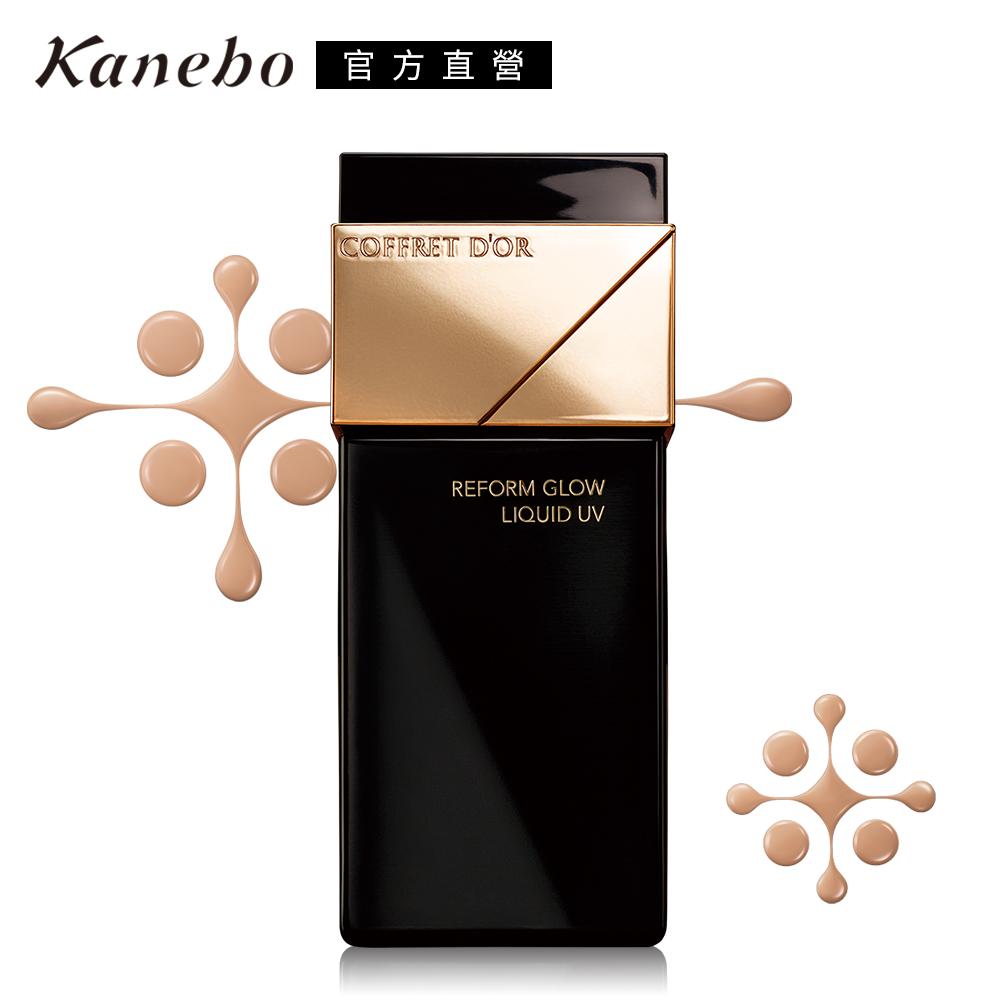Kanebo 佳麗寶 COFFRET D OR光色立體粉底液UV30ml