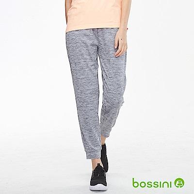 bossini女裝-速乾針織長褲01麻灰