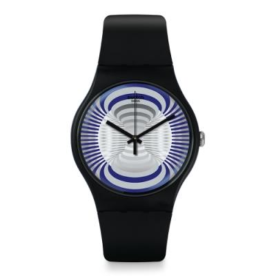 Swatch New Gent 原創系列手錶 MICROSILLON -41mm
