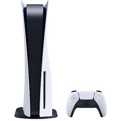[限搶](預購)Sony PlayStation 5 玩家組(主機含1把手)+遊戲片×4
