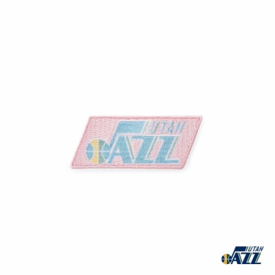 NBA Store X CiPU聯名刺繡貼 爵士隊
