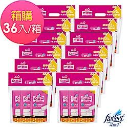克潮靈 環保除濕桶補充包-檜木香(3入/組,12組/箱)箱購