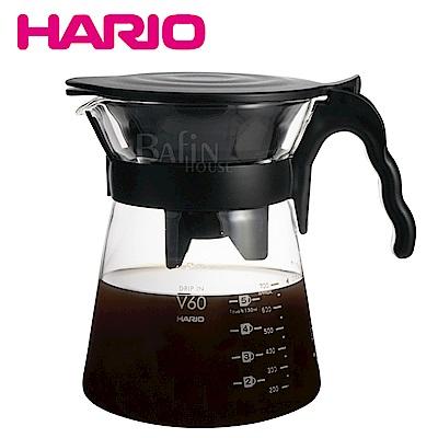 日本 HARIO V60耐熱咖啡沖泡壺700ml / 附濾紙10入(VDI-02)