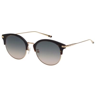 VEDI VERO  眉框款 太陽眼鏡 (琥珀色)