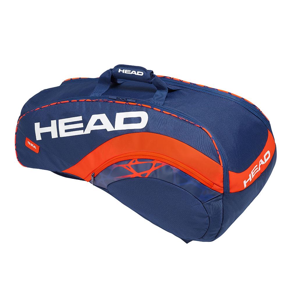 HEAD奧地利 Radical Supercombi 9支裝球拍袋 283319