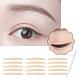 無痕 網狀蕾絲 雙眼皮貼 眼線貼-開眼頭款 超值108枚入 kiret product thumbnail 1
