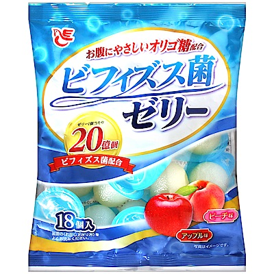 ACE 乳酸菌果凍[蘋果&桃子](270g)