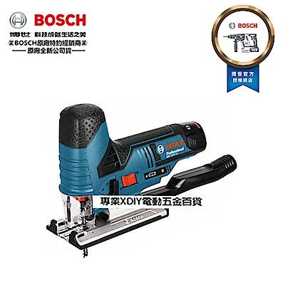 博世BOSCH GST 12V-Li (單主機) 鋰電充電式線鋸機