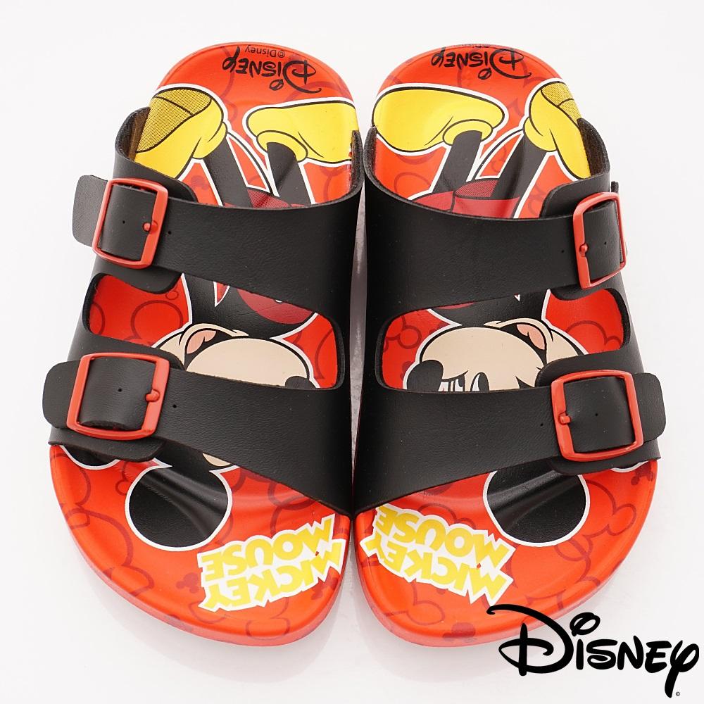 迪士尼童鞋 米奇涼鞋款 ON17237紅(中小童段)C @ Y!購物