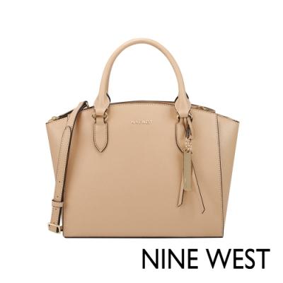 NINE WEST GOTG扇形貝殼通勤包-裸色(106306)