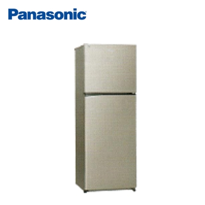 Panasonic國際牌 366公升 一級能效雙門變頻電冰箱 NR-B370TV 星耀金