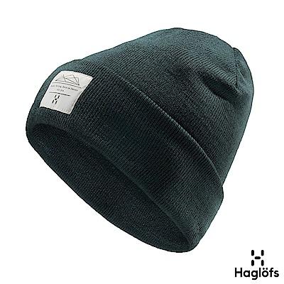 Haglofs Maze 保暖毛帽 礦物綠