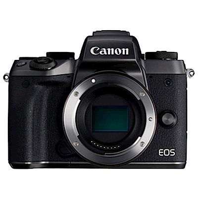 另贈電池 64G卡) Canon EOS M5 單機身公司貨