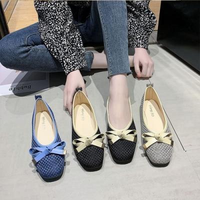 KEITH-WILL時尚鞋館-獨賣都會魅力女低跟鞋(共3色)