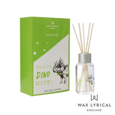 英國 Wax Lyrical Giftscents 禮品話語系列 室內擴香瓶-恐龍 Dinomite 40ml