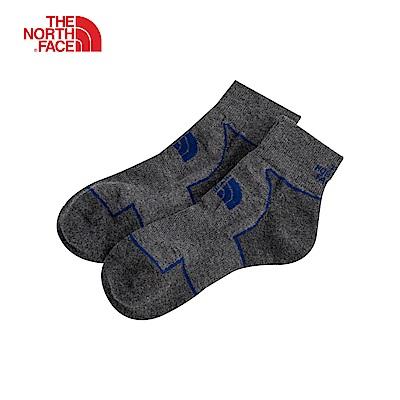 The North Face北面灰色舒適耐磨襪|2SKT8LT