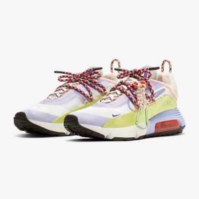 NIKE 慢跑鞋 氣墊 避震 運動鞋 女鞋 粉紫 DC2353153 Air Max 2090