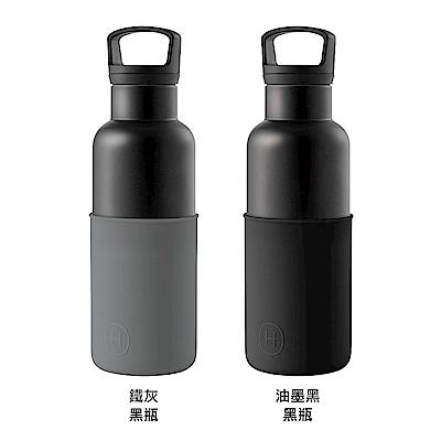 (團購)HYDY保溫瓶_Black沉穩黑瓶2入組 小容量 480ml