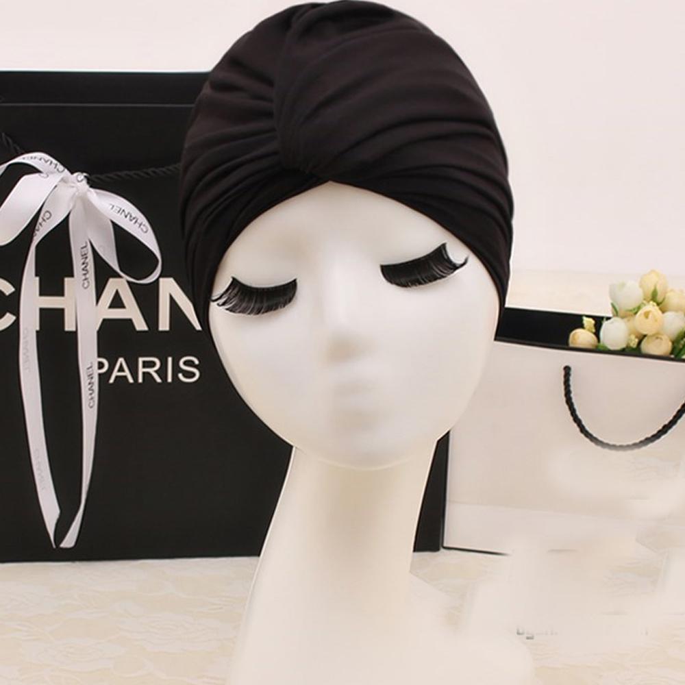Biki比基尼妮泳衣   扭型泳帽造型游泳帽泳帽