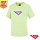 【PONY】LOGO短袖T恤上衣 女款-綠色 product thumbnail 1