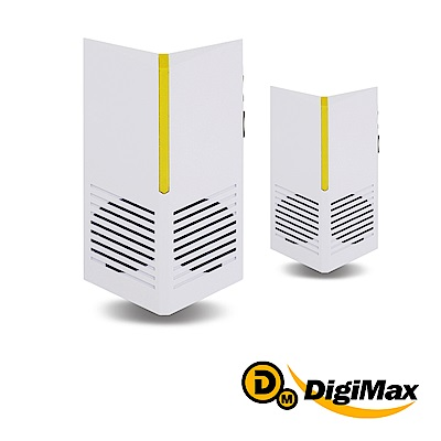DigiMax 台灣神盾 防潮型超音波驅鼠蟲器-超值<b>2</b>入組 UP-11R