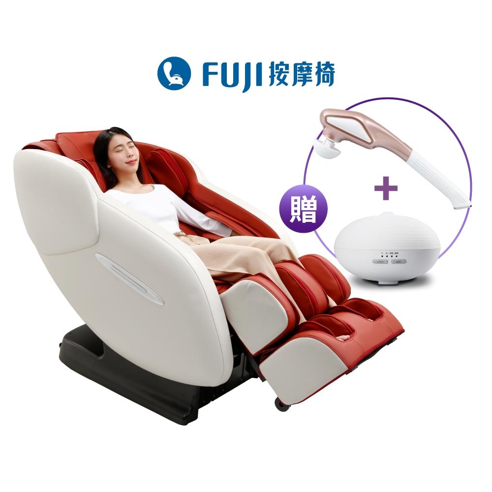 FUJI按摩椅 摩享時光按摩椅 FE-6000(原廠全新品) (FG-6000) AR賣場 全新體驗